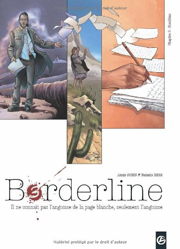 Borderline, Tome 3 : Kumlikan