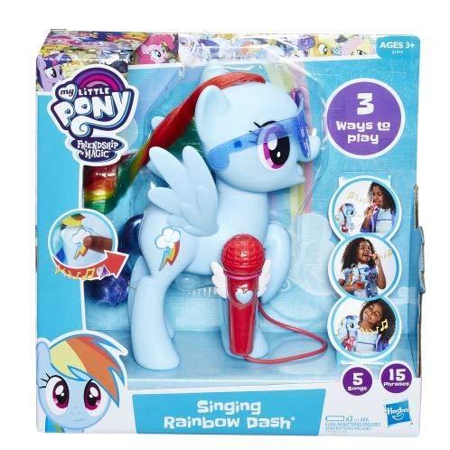 s Pony E1975. Rainbow Dash Sänger. ()