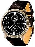 Asgard 8910 Black dial Men's Watch_GE-89...