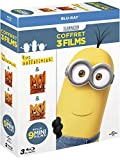 Wiig, Kristen - Coffret Minions 3 Films : Les Minions , Moi, Moche Et Mechant , Moi, Moche Et Mechant 2 [Edizione: Francia]