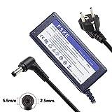 FSKE 60W 12V 5A Transformator Ladegerät Netzteil für Freebox V5,HD,V6,NAS,Drahtlose Router,LED-LCD-Beleuchtung,LCD-TFT-Monitore,PicoPSU AC Adapter,EUR Power Supply,5.5 * 2.5mm
