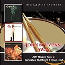 John Stevens\' Away/Somewhere In Between/Mazin Ennit