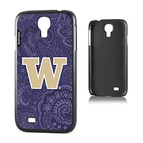 Keyscaper Handy Schutzhülle für Samsung Galaxy S4-Washington Huskies pasly1 Washington Huskies Handy