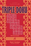Sudoku Triple Doku - 200 Hard Puzzles 9x9 (Volume 4)