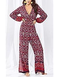 Amazon.it  Adelinaa - Monopezzi e tutine   Donna  Abbigliamento ac248a30ebd