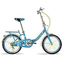 Niños plegable bicicleta portátil niña / boy bicicleta 16 pulgadas 3 - 10 años de edad