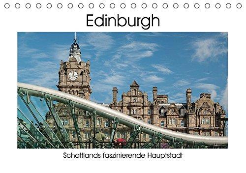 Edinburgh - Schottlands faszinierende Hauptstadt (Tischkalender 2017 DIN A5 quer): Der Kalender zeigt Ansichten von Edinburgh, einer Stadt, die nicht ... (Monatskalender, 14 Seiten ) (CALVENDO Orte) (Seite Fringe)