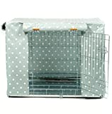Hidey-Hidey Duck Egg cerata spot Dog Crate cover che si adatta ellie-bo casse e dimensioni simili Dog casse