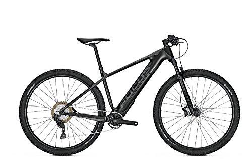 Focus E-Bike Raven² 7,0 Ah 11G 29 Zoll Diamant carbonmatt, Rahmenhöhen:46, Farben:carbonmatt