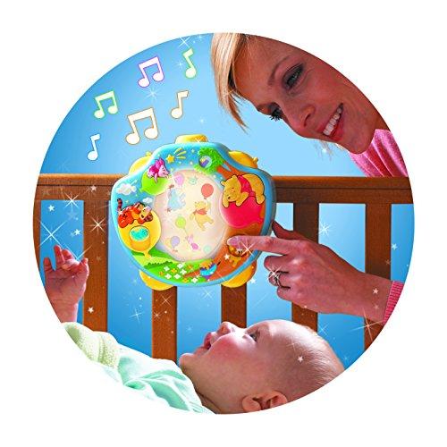 """Einschlafhilfe für Babys mit Musik - TOMY Nachtlicht Kinderzimmer """"Winnie Puuh Traumshow"""" mehrfarbig - vereint, Traumshow, Schlummerlicht, Puuh, Nachtlicht, Musik, mehrfarbig, KinderzimmerWinnie, fuer, einschlafhilfe für babys, einschlafhilfe, Babyspieluhr, Babys"""