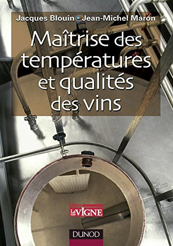 Matrise des tempratures et qualits des vins