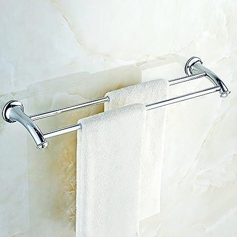 Sayayo Eg2110Cristal incrustés de salle de bain à fixation murale