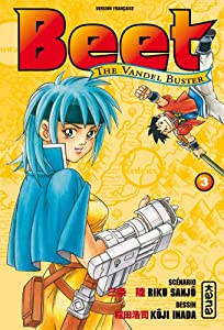 Beet the Vandel Buster Edition simple Tome 3