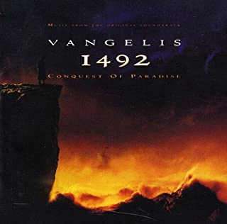 1492 Christophe Colomb : conquest of paradise by Vangelis (B000025SL5) | Amazon price tracker / tracking, Amazon price history charts, Amazon price watches, Amazon price drop alerts