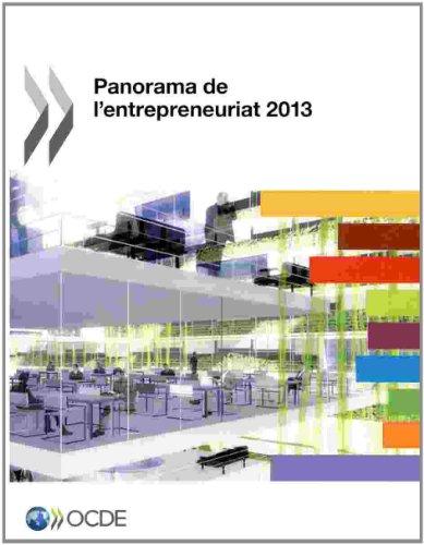 Panorama de l'entrepreneuriat 2013