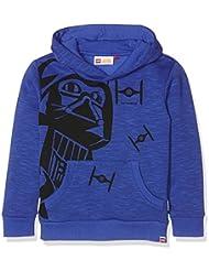 Lego Wear Star Wars Skeet 751-Sweatshirt, Sweat-Shirt à Capuche Garçon