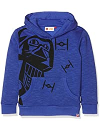 Lego Wear Lego Star Wars Skeet 751-Sweatshirt, Sweat-Shirt àCapuche Garçon