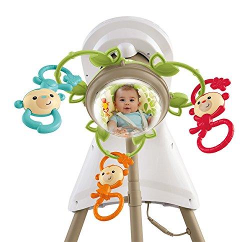Fisher Price modelo BCG33 hamaca bebé automatica - 5