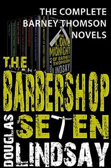 The Barbershop Seven: A Barney Thomson omnibus par [Lindsay, Douglas]