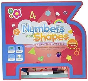 Meadow - Libro de números y Formas para niños