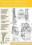 Gabelstapler Hubstapler Technik: 442 Patente zeigen was dahinter steckt
