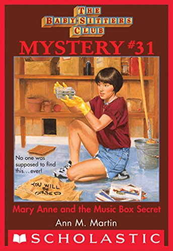 The Baby-Sitters Club Mysteries #31: Mary Anne and the Music (English Edition) Anne Music Box