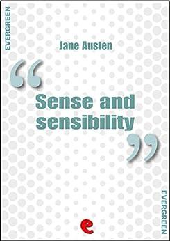 Sense and Sensibility (Evergreen) von [Austen, Jane]