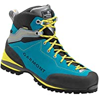 GARMONT Ascent GTX – Aqua Blue/Light Grey, azul