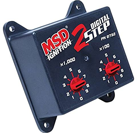 MSD Ignition 8732 Digital 2-Step Rev Control for 6425