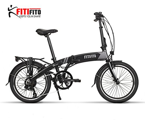 Fitifito Paris 20Zoll