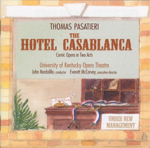 Pasatieri : the Hôtel Casablanca