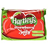 Hartleys Strawberry Jelly Cubes, 135g