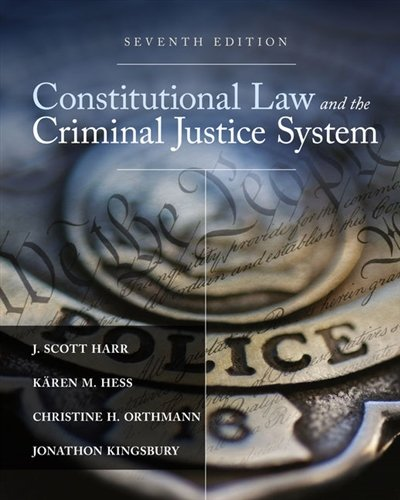 Pdf download constitutional law and the criminal justice system pdf download constitutional law and the criminal justice system mindtap course list by j harr read online fandeluxe Choice Image