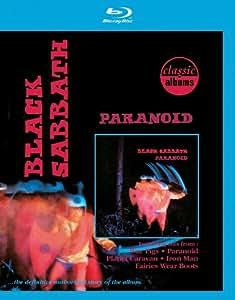Black Sabbath - Paranoid/Classic Album [Blu-ray]