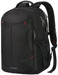 a6f0fa7368e8 Amazon.co.uk  Mancro - Business   Laptop Bags  Luggage