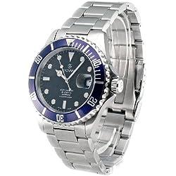 Grovana Men's Watch Diver 1571.2135-SW