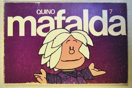 Mafalda, vol. 7: tiras de Quino