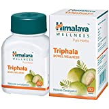 Himalaya Wellness Pure Herbs Triphala Bowel Wellness - 60 Tablets