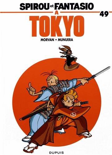 Spirou et Fantasio, Tome 49 : Spirou et Fantasio à Tokyo : Le ronin de Yoyogi