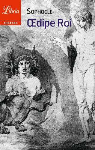 Œdipe Roi par Sophocle
