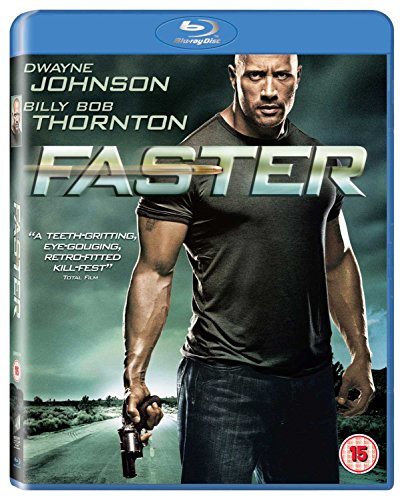 Sony Pictures Faster (Blu-ray) (2010)