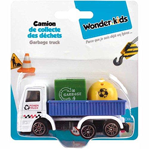 WDK Partner-abc-280146/P1320-Camión Service-Modelo Aleatorio