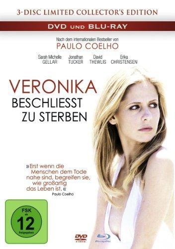 Veronika beschließt zu sterben (Limited Edition) (DVD, Bluray & Hörbuch)
