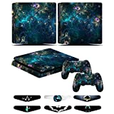 Skins Stickers for PS4 Slim Controller - Decals for Playstation 4 Slim...