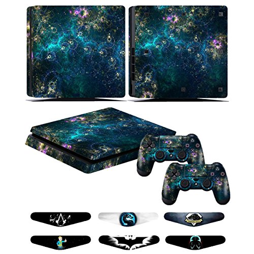 Video Games & Consoles Dark Skull Motiv Superior Performance Sony Ps4 Playstation 4 Pro Skin Aufkleber Schutzfolie Set