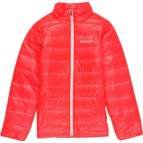 Columbia Youth Airspace Down Jacket Laser Red