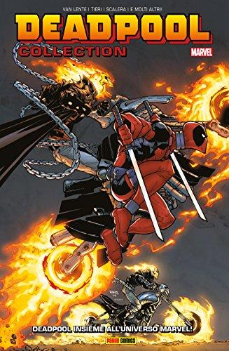 Deadpool insieme all'Universo Marvel! (Deadpool Team-Up)