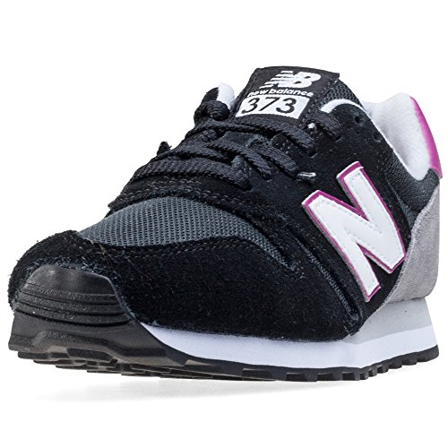 New Balance 373, Scarpe da Corsa Donna Black White