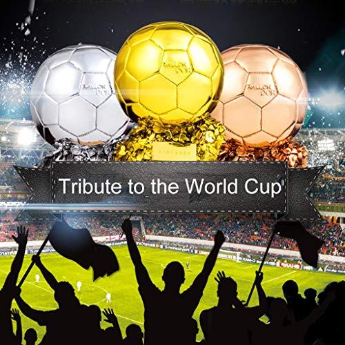 Zoom IMG-3 trofei premi di calcio ornamenti