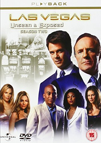 Las Vegas – Unseen and Exposed: Season 2 [UK Import]